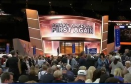 """""""Đại hội trắng"""" của Đảng Cộng hòa Mỹ"""
