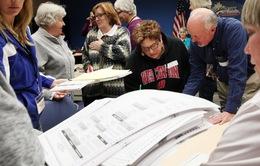 Mỹ: Bang Michigan ngăn việc kiểm lại phiếu bầu Tổng thống