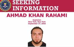 Mỹ công bố hình ảnh nghi phạm trong vụ đánh bom