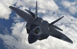 Mỹ triển khai máy bay chiến đấu F-22 tới biển Đen