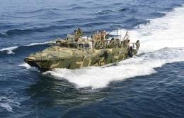 Iran thả 10 lính hải quân Mỹ và 2 tàu tuần tra