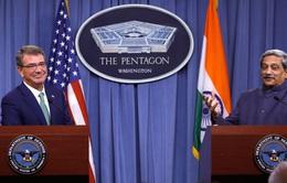 Mỹ - Ấn Độ ký thỏa thuận hậu cần quân sự