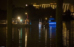 Mỹ: Bé trai 2 tuổi bị cá sấu kéo xuống hồ ở Disney World