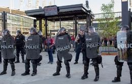 Mỹ: Bắt giữ 17 người làm loạn ngoài nơi tổ chức Đại hội đảng Cộng hòa