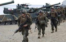 Mỹ - Hàn Quốc tập trận lớn nhất lịch sử cảnh cáo Triều Tiên