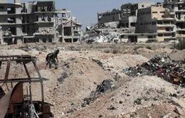 HĐBA LHQ họp khẩn về vụ không kích của liên quân tại Syria