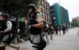 Lại xảy ra xả súng gây chết người tại trường Đại học Mỹ