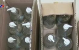 Bến Tre: Thu giữ gần 4.000 sản phẩm mỹ phẩm không rõ nguồn gốc