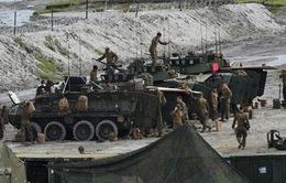 Philippines - Mỹ giảm bớt các cuộc tập trận trong năm 2017