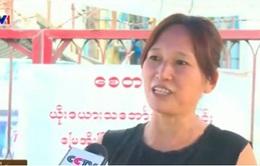 Người dân Myanmar kỳ vọng đổi mới sau cuộc bầu cử Tổng thống