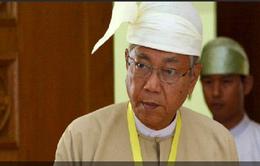 Tân Tổng thống Myanmar cam kết nỗ lực vì hòa bình quốc gia