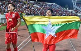 AFF Cup 2016: Myanmar quyết biến Thái Lan thành nhà cựu vô địch