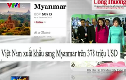 Myanmar - Thị trường tiềm năng cho hàng Việt