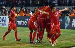 Nhìn lại thành tích bán kết AFF Cup của ĐT Myanmar