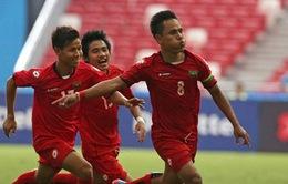ĐT Myanmar tại AFF Suzuki Cup 2016: Ẩn số thú vị của bảng B