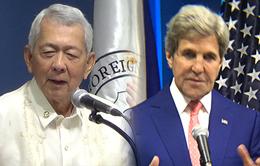 Mỹ - Philippines giữ vững quan hệ đồng minh