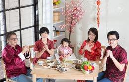 Người Nhật Bản sum họp gia đình trước năm mới