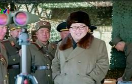Nhà lãnh đạo Triều Tiên thị sát tập trận đổ bộ và chống đổ bộ