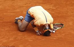 Lần thứ 9 đăng quang tại Monte Carlo, Nadal sánh ngang Nole