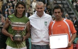 Bỏ qua đồng hương, Nadal lớn tiếng ủng hộ Zidane