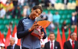 ĐKVĐ Kei Nishikori thử thách bản lĩnh Nadal ở Barcelona Open