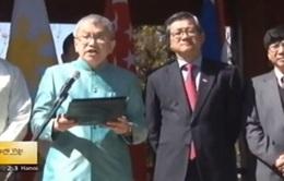 Kỷ niệm 49 năm thành lập ASEAN tại Nam Phi