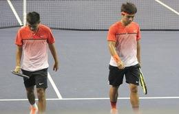 Việt Nam Open 2016: Hoàng Thiên - Hoàng Nam dừng bước tại tứ kết