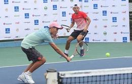 Hoàng Nam, Văn Phương thất bại trận ra quân Giải quần vợt Các tay vợt xuất sắc Việt Nam 2016