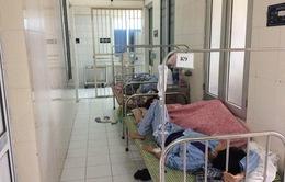 4 công nhân bị tông ở hầm Thủ Thiêm đã tạm ổn