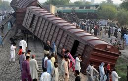 Tai nạn tàu tốc hành ở miền trung Pakistan, hơn 150 người thương vong