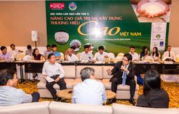 Nâng cao giá trị và xây dựng thương hiệu gạo Việt Nam