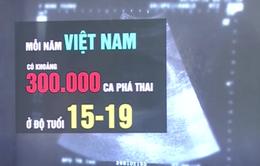 Trẻ vị thành niên Việt Nam phá thai nhiều nhất Đông Nam Á
