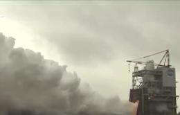 NASA thử nghiệm thành công động cơ tên lửa đẩy siêu mạnh