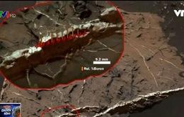 NASA phát hiện dấu hiệu mới về sự sống trên sao Hoả