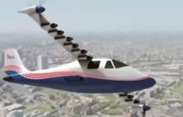 NASA giới thiệu kế hoạch sản xuất máy bay điện