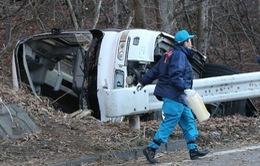 Tai nạn xe buýt nghiêm trọng tại Nhật Bản, 14 người thiệt mạng