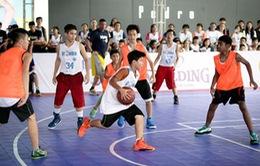 Bóng rổ nhà nghề Mỹ - Jr.NBA tìm kiếm tài năng tại Việt Nam