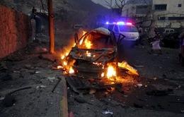 Yemen: Đánh bom xe liều chết nhằm vào nhà cảnh sát trưởng Aden