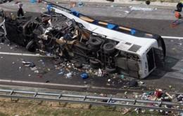 Tai nạn xe buýt nghiêm trọng tại Nepal, ít nhất 54 người thương vong
