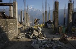 Hoạt động tái thiết tại Nepal diễn ra hết sức chậm chạp