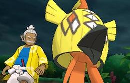 Pokémon Sun và Moon trình làng thêm 7 Pokémon mới