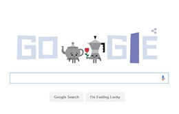 Google chào mừng ngày lễ tình nhân Valentine với doodle mới