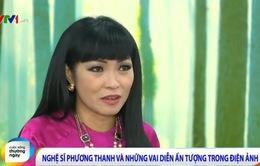 """Ca sĩ Phương Thanh: """"Diễn viên tay ngang nên nhận những vai không giống mình"""""""