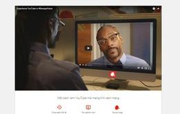 YouTube hợp tác với rapper Snoop Dogg ra mắt tính năng xem video mới