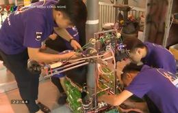 Robocon Việt Nam 2016: Đại học Sao Đỏ cử 6 đại diện tham gia tranh tài