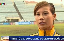 Động lực níu kéo VĐV trẻ với bóng đá nữ U19