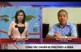Sau El Nino, Việt Nam lại chuẩn bị đương đầu với La Nina