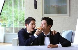 Fan đổ xô đi ăn Pizza chỉ vì Song Joong Ki