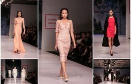 Dàn người mẫu Vietnam's Next Top Model nổi bật trên sàn catwalk ngày hội ngộ