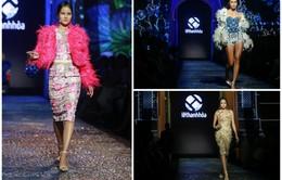 Bộ ba quán quân Vietnam's Next Top Model quyến rũ khó cưỡng trên sàn catwalk